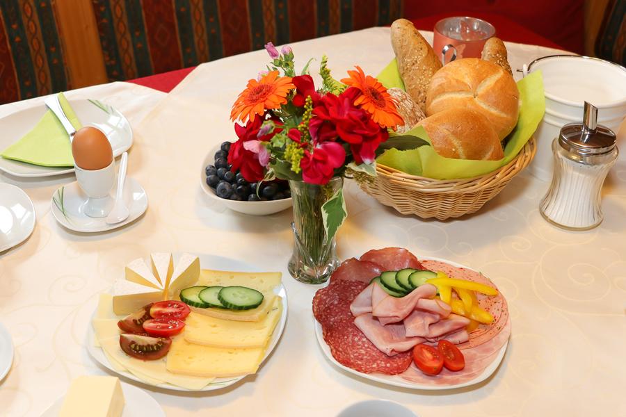 Zimmer Mit Frühstück In Leogang